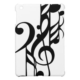 Musical_notes Case For The iPad Mini