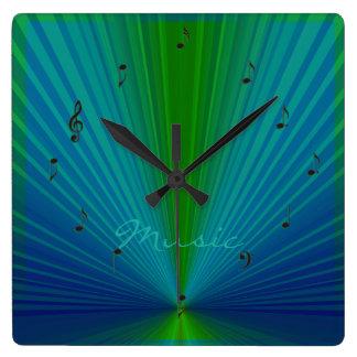 Musical Notes Creative>Music Wall Clock