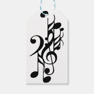 Musical_notes Gift Tags