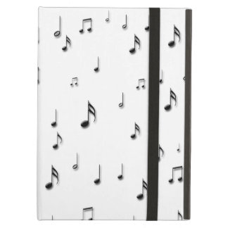 Musical Notes iPad Air Case