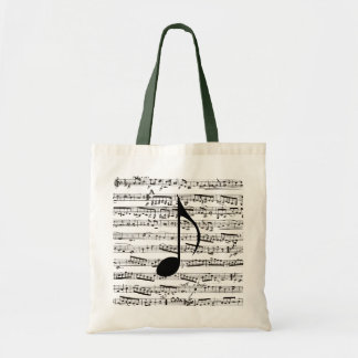 Musical Notes Music bag