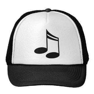 Musical Notes Music Gift Trucker Hat