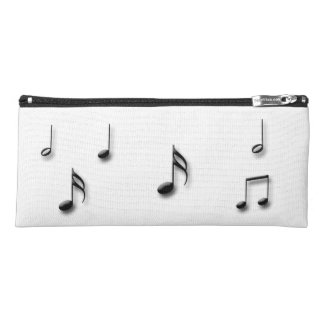 Musical Notes Pencil Case