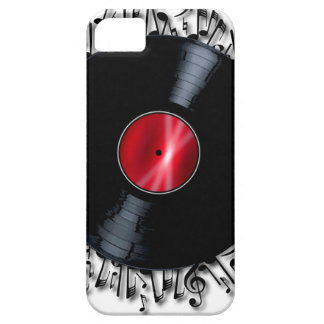 Musical Notes Record iPhone 5 Covers