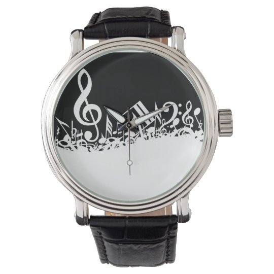 Musical Notes - Watch