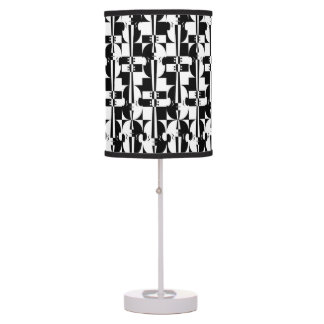 Musical Optical Illusions Table Lamp