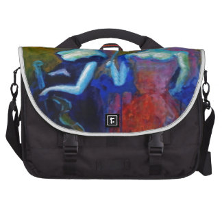 Musical Outing Painting Computer Bag