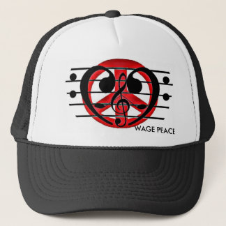 Musical Peace, WAGE PEACE Trucker Hat