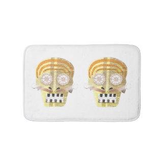 Musical Skull Bathmat