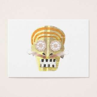 Musical Skull Business Cards