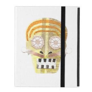 Musical Skull I-Pad 2/3/4 Case