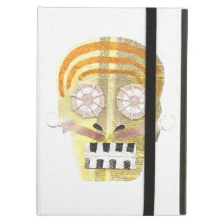 Musical Skull I-Pad Air Case Case For iPad Air