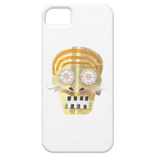 Musical Skull I-Phone 5/5s Case