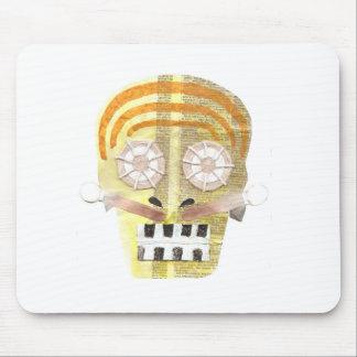Musical Skull Mousepad
