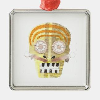 Musical Skull Premium Ornament
