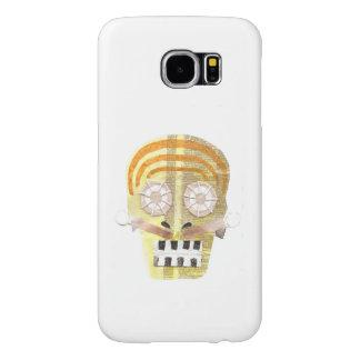 Musical Skull Samsung Galaxy S6 Case