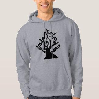 Musical Tree Hoodie