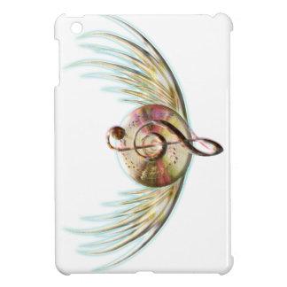 Musical Wings iPad Mini Cover