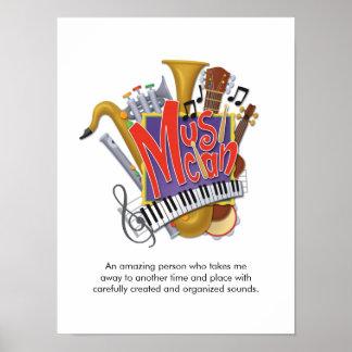 """Musician"" Poster"