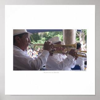 Musicians Print