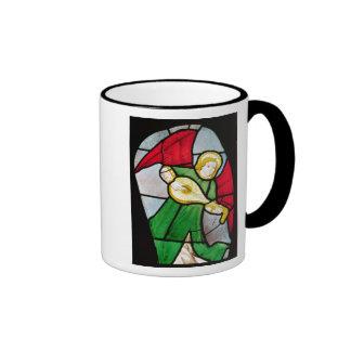 Musicien d'ange tasse à café