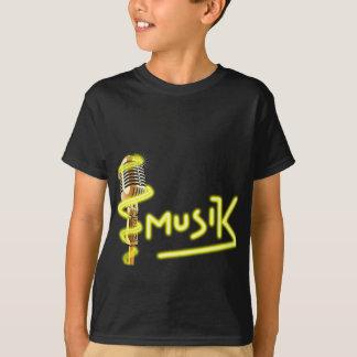Musik In Glow T-Shirt
