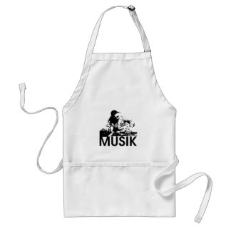 Musik Standard Apron