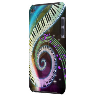 Musique 1 cas de Coque-Compagnon Coques iPod Case-Mate
