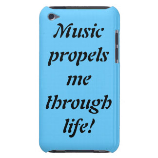 musique coque iPod touch