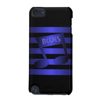 musique de bleus coque iPod touch 5G