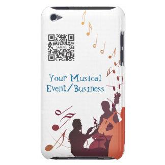 musique de jazz de modèle de cas de contact d'iPod Coque Case-Mate iPod Touch