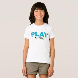 Musique de jeu (clef d'alto) t-shirt