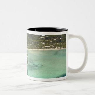 Musket Cove Island Resort, Malolo Lailai Island Two-Tone Coffee Mug
