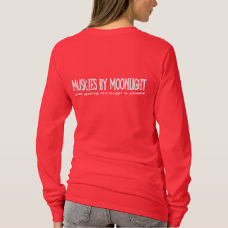Muskies by Moonlight: Going through a Phase Tee
