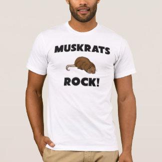 Muskrats Rock T-Shirt