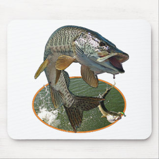 Musky 6 mouse pad