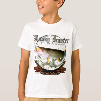 Musky hunter 1 T-Shirt