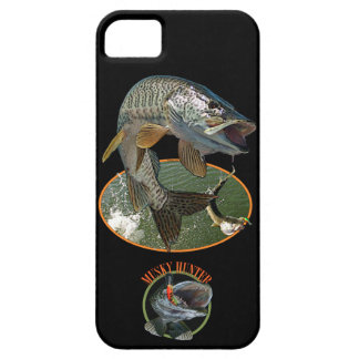 Musky Hunter iPhone 5 Case