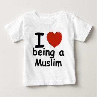 Muslim design baby T-Shirt