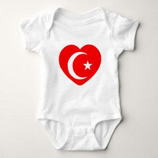 Muslim Love Baby Bodysuit