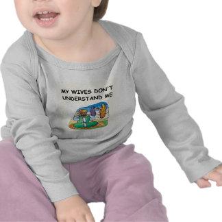 muslim marriagfe joke t-shirts