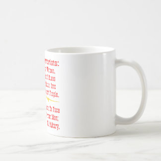Muslim Terrorists Not So Great @ Face To Face Coffee Mug