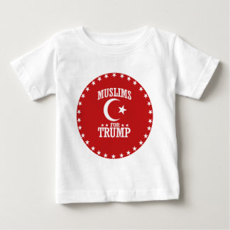 MUSLIMS FOR TRUMP BABY T-Shirt
