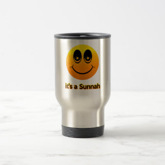 Muslims Smile Travel Mug