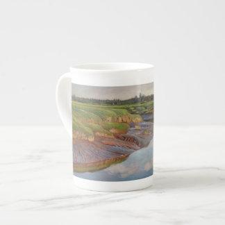 Musquash Marshes - bone china mug