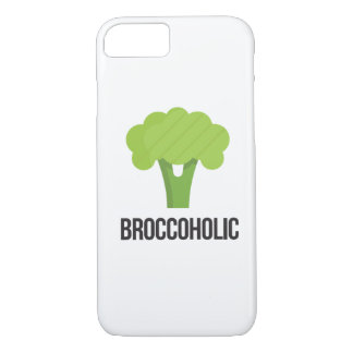 Must-have Vegan & Vegeterian—Iphone7—Broccoholic iPhone 8/7 Case