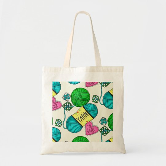 Must Have Yarn TOTE