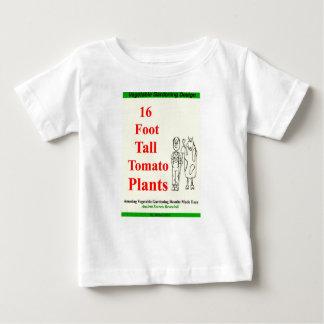 Must Read Best Vegetable Gardening Bible Raised Baby T-Shirt