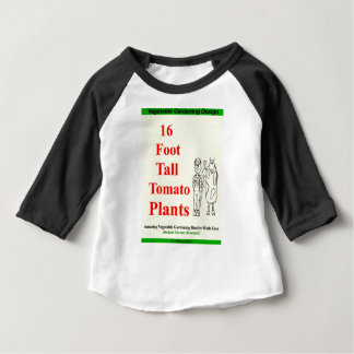 Must Read Best Vegetable Gardening Bible Raised Baby T-Shirt
