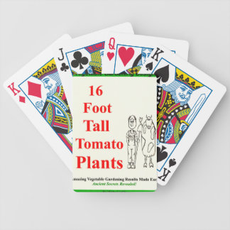 Must Read Best Vegetable Gardening Bible Raised Bicycle Playing Cards